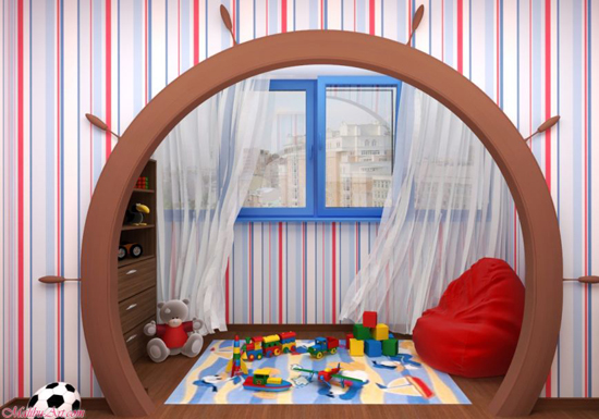Детская комната или игровое помещение