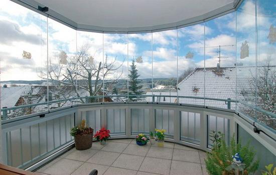 Финский балкон. Описание особенностей конструкции