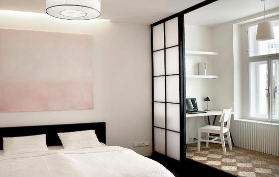 Объединение жилой комнаты с балконом или лоджией
