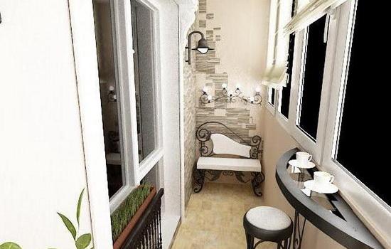 Ремонт балкона панельного дома. Особенности проведения работ