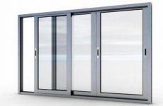Алюминиевые балконные рамы. Остекление балкона