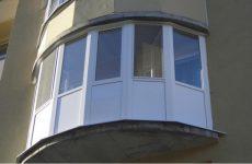 Чем лучше остеклить балкон. Особенности подбора материалов