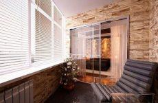 Чем лучше отделать стены на балконе. Обзор популярных вариантов