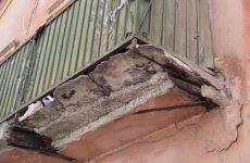 Этапы ремонта аварийного балкона