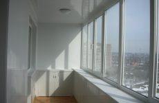 История остекления балкона и веранды